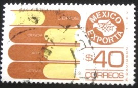Selo postal do México de 1984 Books