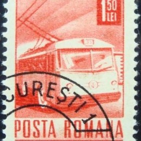 1971 - Trolleybus