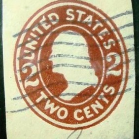 0000 - USA Philatelic Stationery - 2c / 1