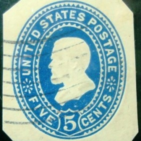 0000 - USA Philatelic Stationery - 5c