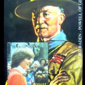 1997 - Lord Baden Powell