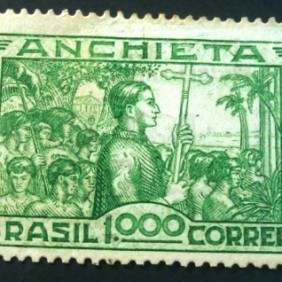 1934 - José de Anchieta, 1000rs