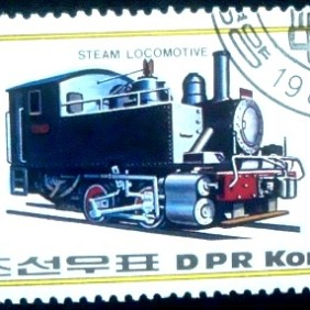 1983 - Steam Locomotive