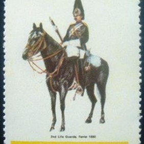 1973 - 2nd Life Guards Farrier 1890