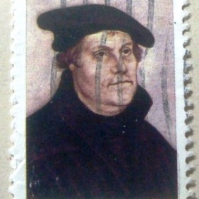 1983 - German Founder of Lutheran Church