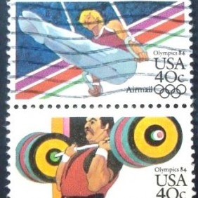 1983 - Olympic Games 1984