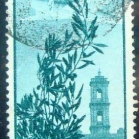 1955 - Tower of Campidoglio