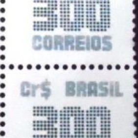 1985 - Tipo Cifra Cr$ 300