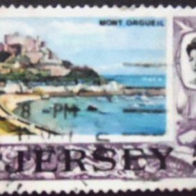 1971 - Mont Orgueil Castle by day 15